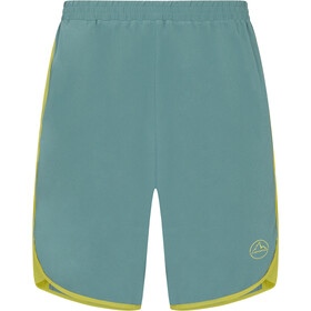 La Sportiva Sudden Shorts Herren pine/kiwi